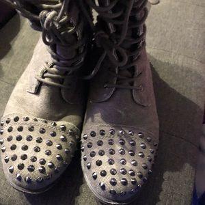 Torrid Studded Boots